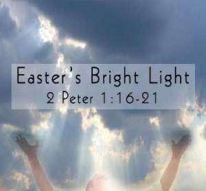 Easter's Bright Light