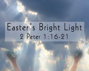 Easter's Bright Light