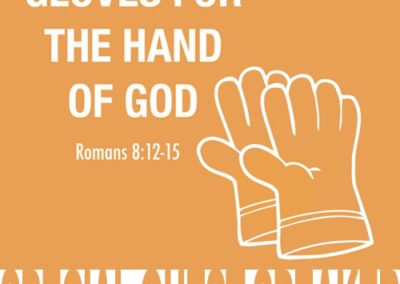 "Guest Speaker – Jim Billman  ""Gloves for the Hand of God"""