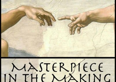 Masterpiece in the Making – Marred or Mastered – It's Your Choice