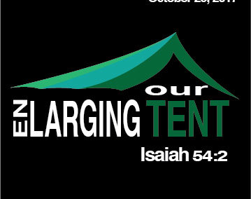 Enlarging Our Tent