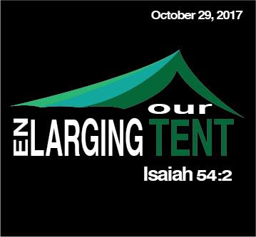 Enlarging Our Tent