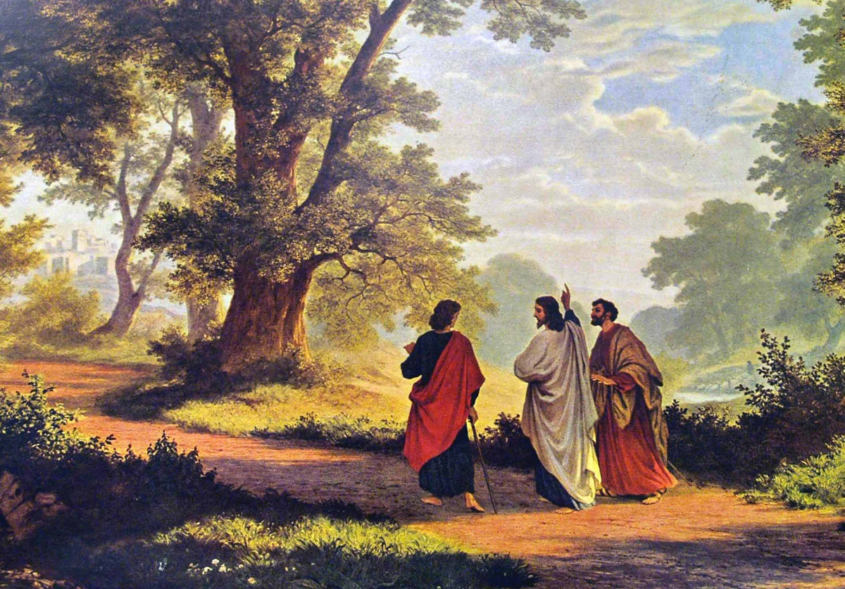 They Met the Savior – Cleopas and his Friend